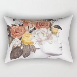 Floral beauty 7 Rectangular Pillow