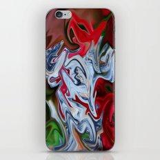 murcury iPhone & iPod Skin