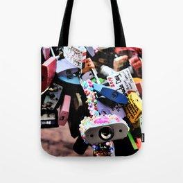 Lockers of love Tote Bag
