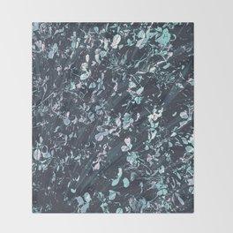 Glass Garden Throw Blanket