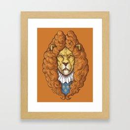 LEOuis XIV Framed Art Print