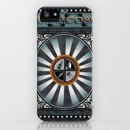 BELLICOSE iPhone Case