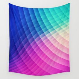 Abstract Colorful Art Pattern (LTBG - Low poly) - Texture aka. Spectrum Bomb! (Photoshop Colorpicker Wall Tapestry