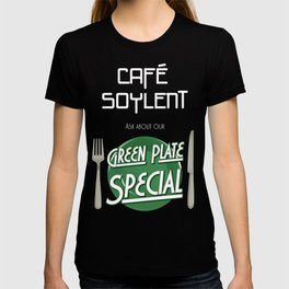 Soylent Cafe's Green Plate Special T-shirt