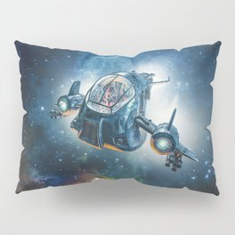 The Scout Ship Pillow Sham