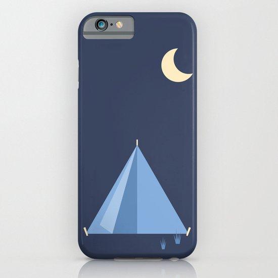 #83 Tent iPhone & iPod Case