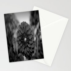 Dark Dahlia Stationery Cards