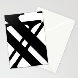 Hidden Letters. Baskerville X Stationery Cards