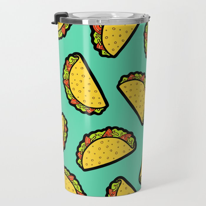 It's Taco Time! Travel Mug