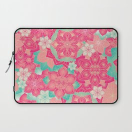Pink Whisper  Laptop Sleeve