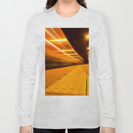 Train from Ulm Long Sleeve T-shirt