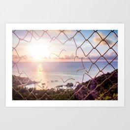 Break Free Art Print