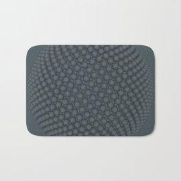 Fibo Orb Slate Bath Mat