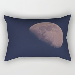 Half Moon Rectangular Pillow