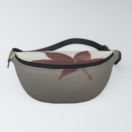Last Leaf of Autumn Fanny Pack