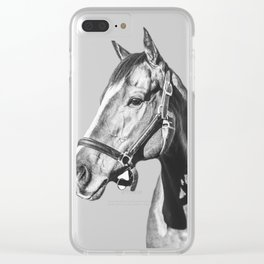 Just Murphy Clear iPhone Case