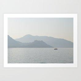 Beautiful Sea Art Print