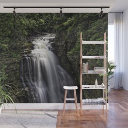 Miners Falls at Pictured Rock National Lakeshore Wall Mural