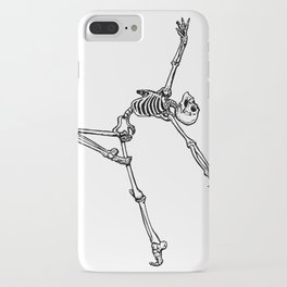Ballet Skeleton iPhone Case