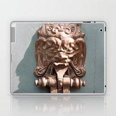 Lions Head Laptop & iPad Skin