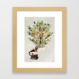 Sound of Nature Framed Art Print