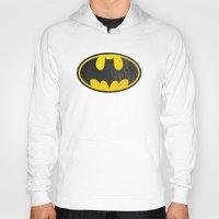 bat man Hoodies featuring Bat man by S.Levis