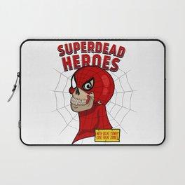 Superdead heroes: spider-dead Laptop Sleeve