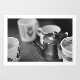 35mm Le Café Art Print