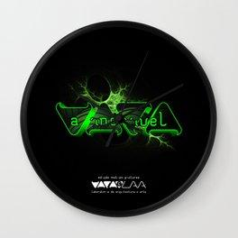 """VACA - MP: """"A Incrível Vaca"""" Wall Clock"""