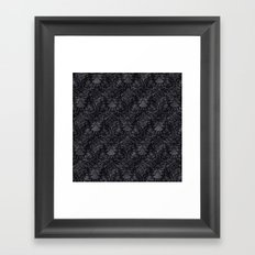 Victorian Pattern 3 Framed Art Print