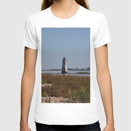 Cockspur Lighthouse T-shirt