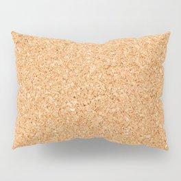 Cork board Pillow Sham