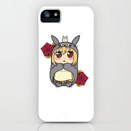 My Neighbor Umaru-chan! iPhone Case