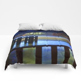 FLOATING LIGHTS Comforters