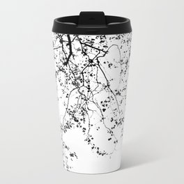 Branches Metal Travel Mug