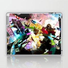 At your service (surreal/ music/ hip hop) Laptop & iPad Skin