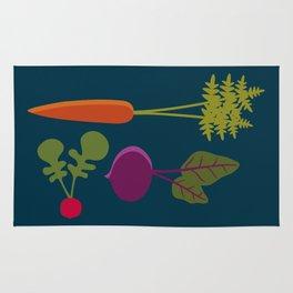 Vegetable Medley Rug