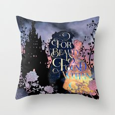 Within Throw Pillow