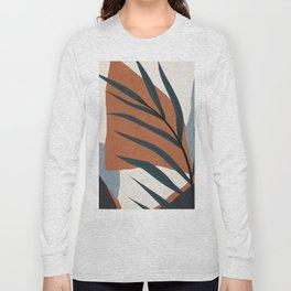 Abstract Art 35 Long Sleeve T-shirt