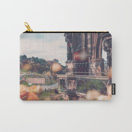 Edinburgh in Bloom Carry-All Pouch