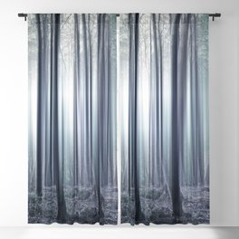 Enchanted Forest Blackout Curtain