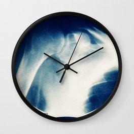 shoulder Wall Clock