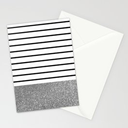 MaRINiera with silver Stationery Cards