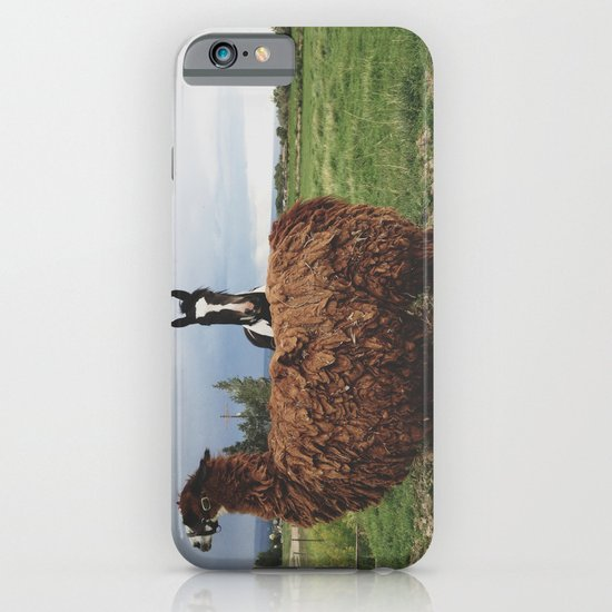 Montrose Posers iPhone & iPod Case