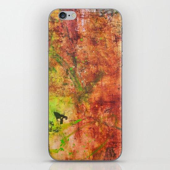 earth #4 iPhone & iPod Skin
