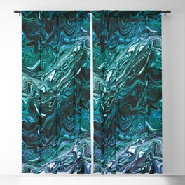 Deep Sea water Blackout Curtain