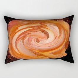 Chocolate Orange Crunch Rectangular Pillow