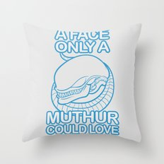 MUTHUR Lover Throw Pillow