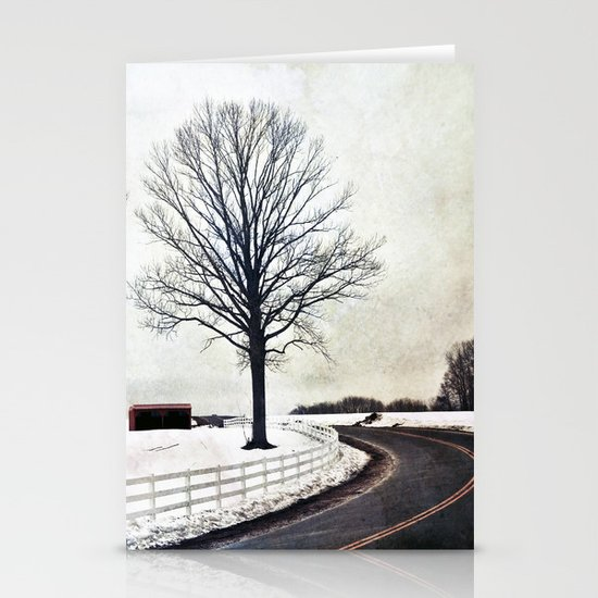Bended Stationery Cards