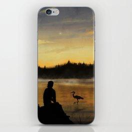 A Deliberate Life iPhone Skin